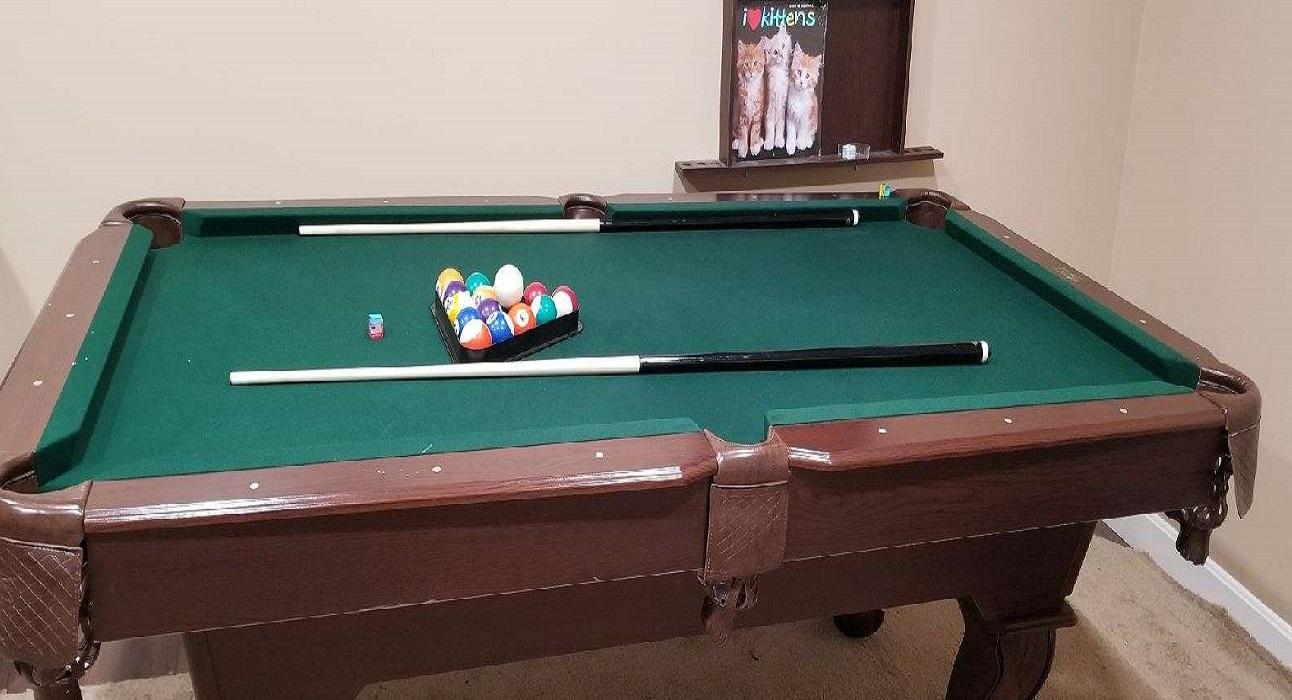 BilliardPoolTable